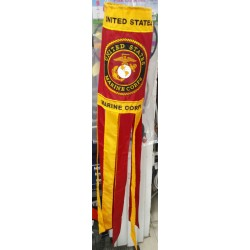 Marines Windsock