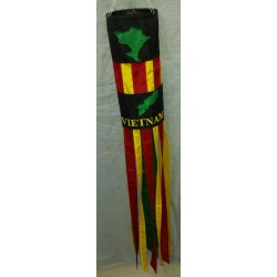 "40""Vietnam Flag Windsock"