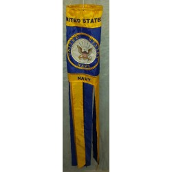 United States Navy Windsock
