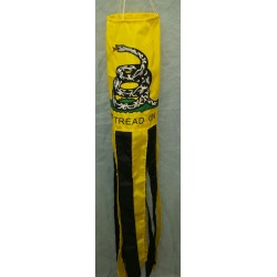 Dont Tread On Me Windsock 40""