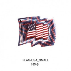 6.5 US Flag Spinfinity Sm